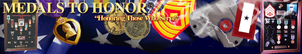 Medals to Honor Armed Forces Service Medal